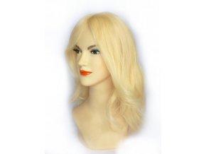 paruka z indických vlasů
