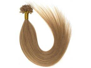pramínky vlaů keratin blond tmavá (2)