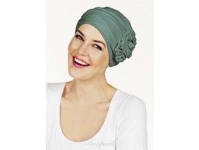 šátek turban po chemoterapii