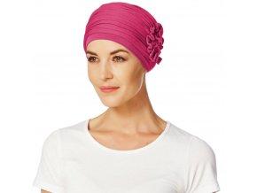 šátek turban NA HLAVU