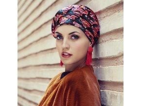 satek-3002-0547-turban-sapphire-boho