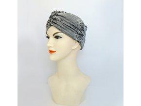 šátek-turban-čelenka