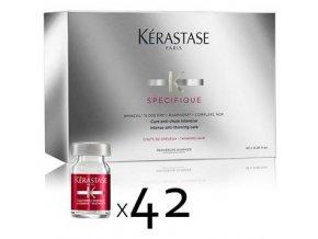 kerastase specifique aminexil kúra proti vypadávání vlasů