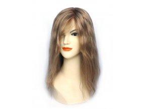 Paruka z pravých vlasů, Fantastic 7310E .  Ostřihání paruky a úprava je zdarma.