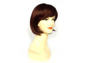 Paruka z umělých vlasů CHEMO - CHILI HOT.