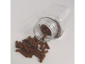 PVC trubičky PVC trubičky na prodloužení vlasů