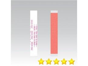 Duo Tac - lepicí páska na paruky rovná. 36 ks.