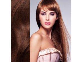 prodloužení vlasů mahagon web