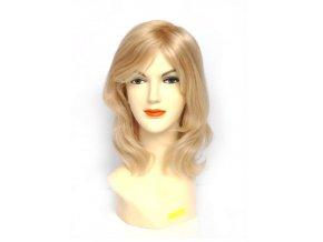 Paruka VICKY 10E/MB5 - paruka z pravych vlasu