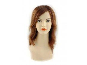 Paruka z evropských vlasů New Cheryl, svtlte hnědá.