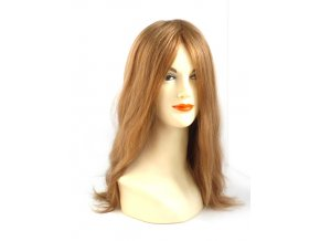 Paruka z evropských vlasů New Cheryl, blond tmavá. (2)