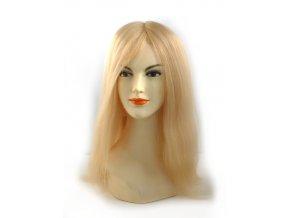 Paruka z evropských vlasů New Cheryl, blond 613.