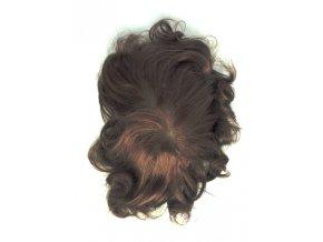 Vlasová integrace - model Thin Skin - lace front.  Střih a konečná úprava je zahrnuta v ceně.