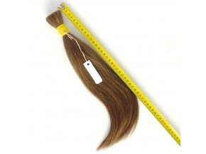 Východoevropské vlasy-hnědé-