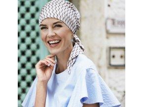 Šátek Turban Cali scarf-short 1070-0241