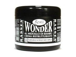 Gestil Wonder 500 ml - regenerační maska na vlasy z býčích žláz a výtažků z bambusu