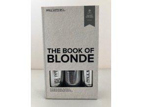londe The book of Blonde- dárková sada pro blond vlasy