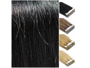 vlasove pu pasky tapex hair talk vychodoevropske vlasy cerne