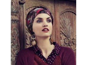 satek-turban-sapphire-boho-3002-0548