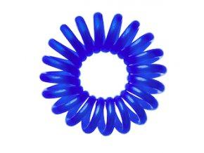 Invisibobble Navy Blue - modrá gumička do vlasů nebo stylový náramek