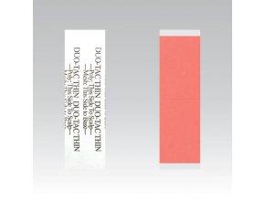 Lepicí páska na vlasové náhrady C - Duo Tac tenká.