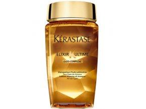Kérastase Elixir Ultime Šampon 250 ml - pro všechny typy vlasů