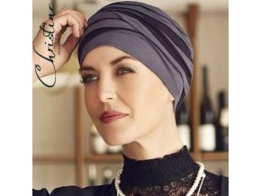 1461 0394 christine headwear turban shanti