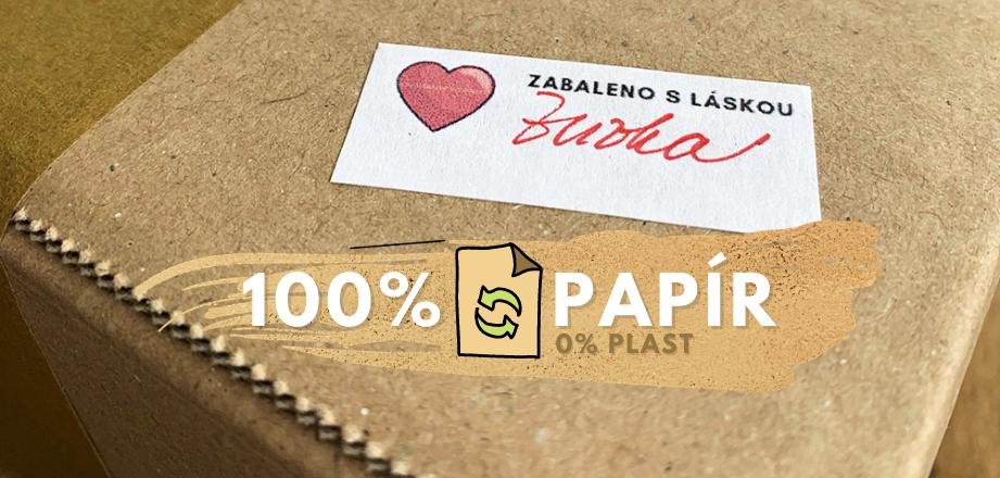 100% papír