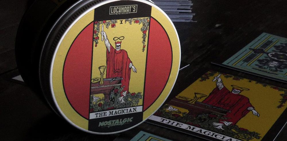 lockharts-nostalgic-the-magician-matte-paste-obrazek