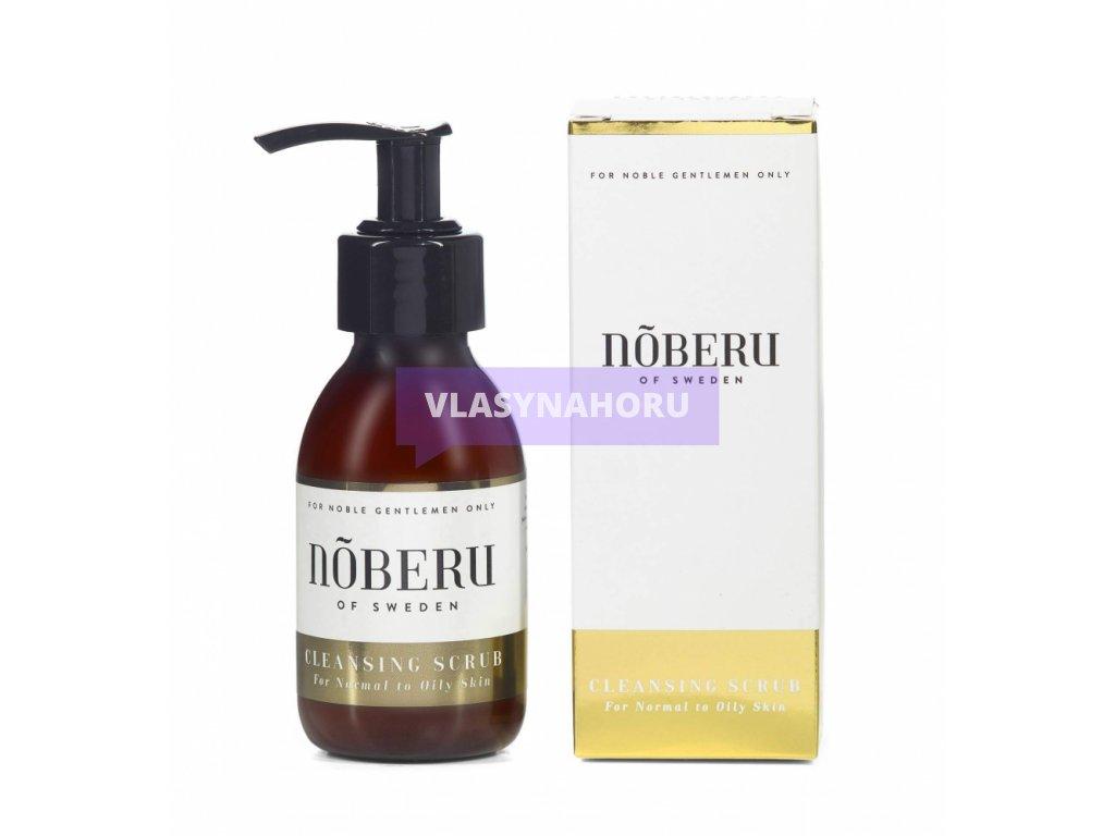noberu cleansing scrub 4