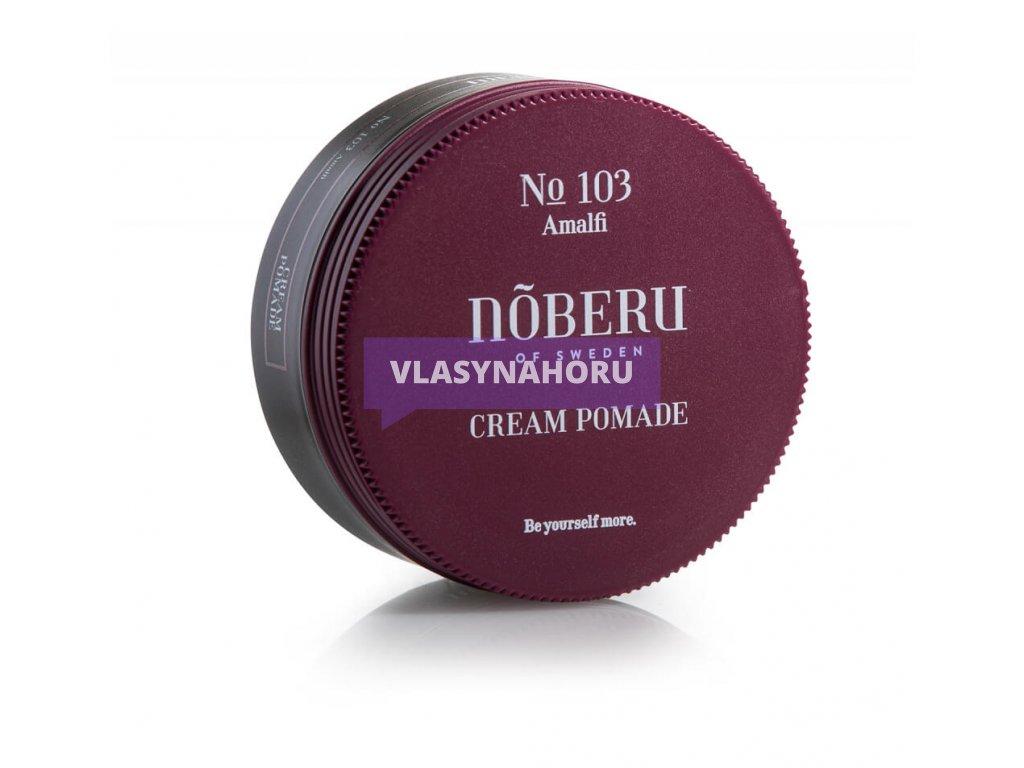 noberu cream pomade kremova pomada na vlasy 01