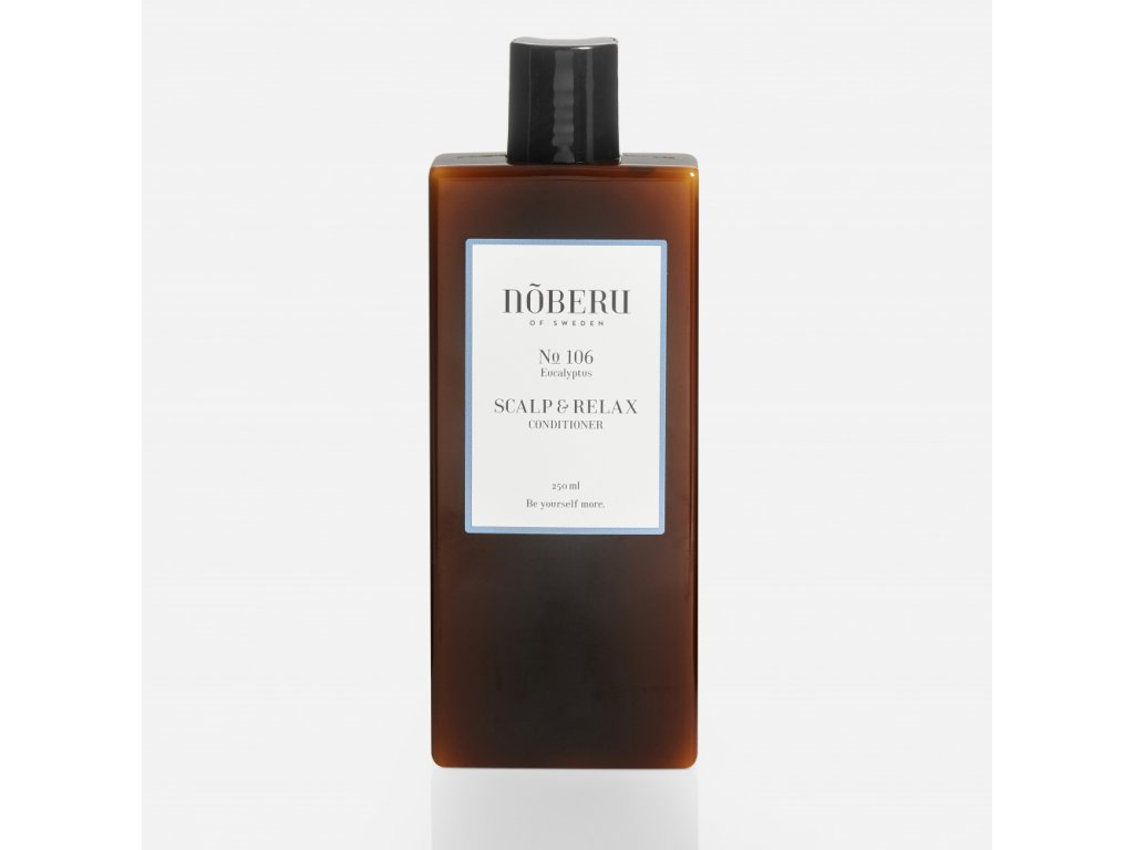 Noberu scalp and relax conditioner