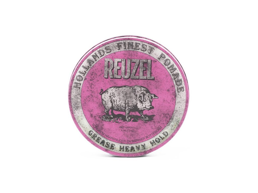 Reuzel Pink Heavy Hold Grease