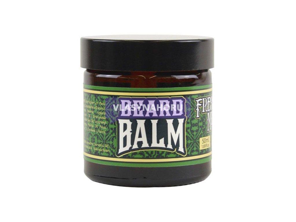 hey joe beard balm fresh mint