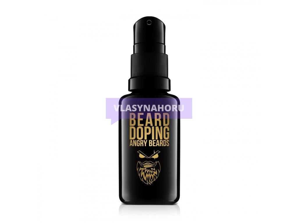 Angry Beards beard doping 1