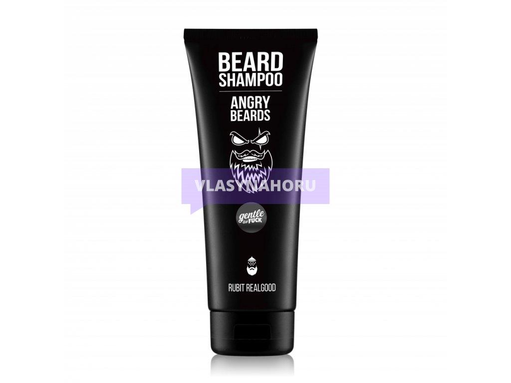 angry beards beard shampoo