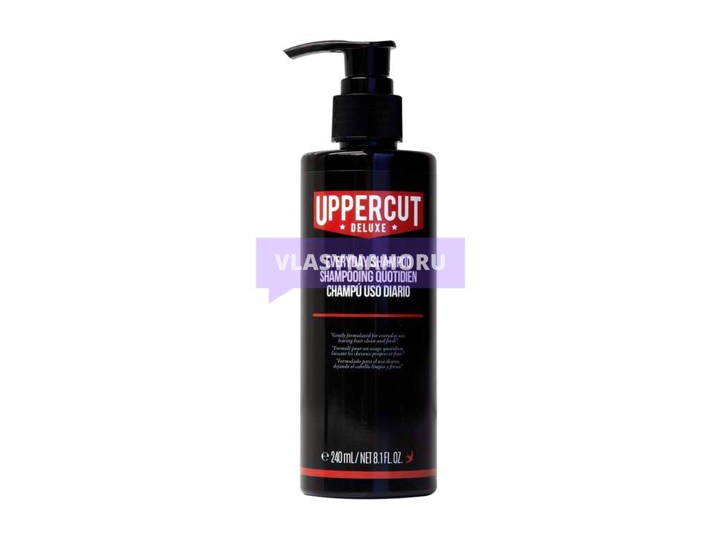 uppercut everyday shampoo sampon na vlasy 01
