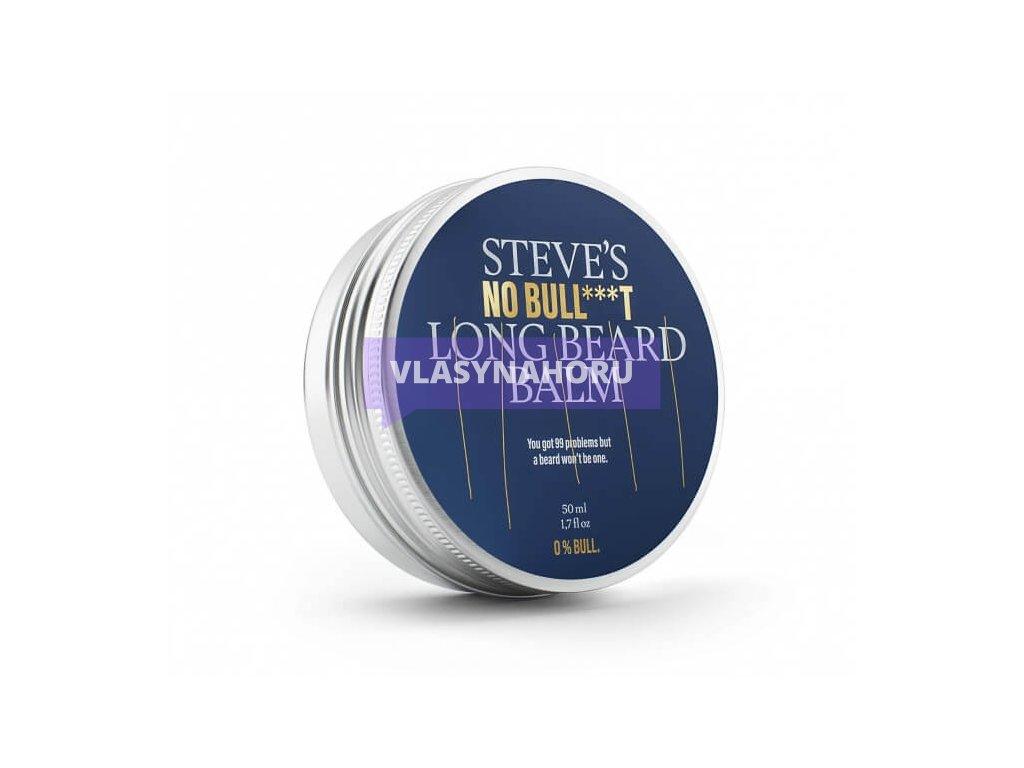 steve beard balm balzam na delsi vousy 01