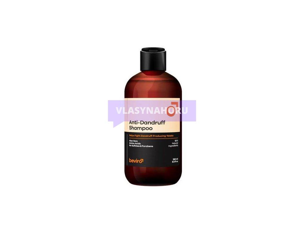 beviro anti dandruff shampoo sampon na vlasy 01