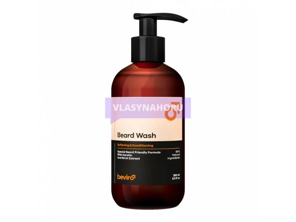 beviro beard wash sampon na vousy 01