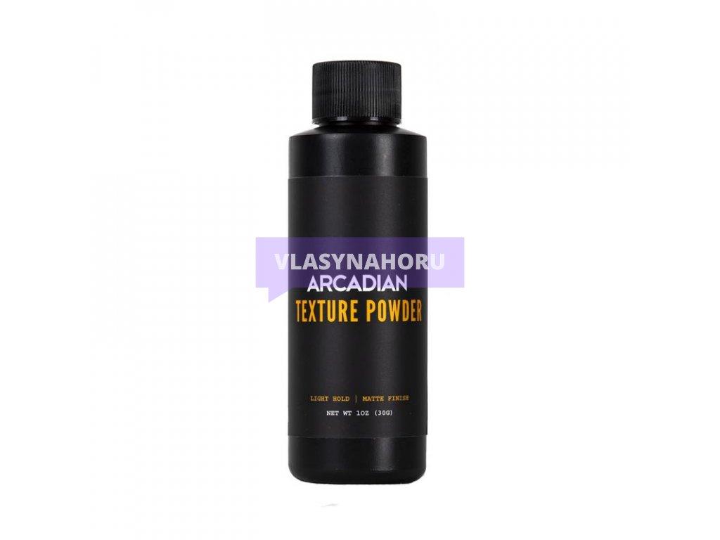 Arcadian texture powder pudr na vlasy 01
