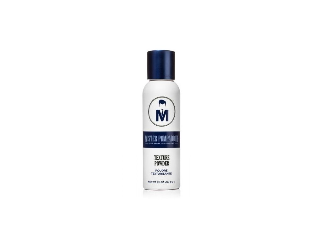 Mister Pompadour Texture Powder pudr na vlasy 6g