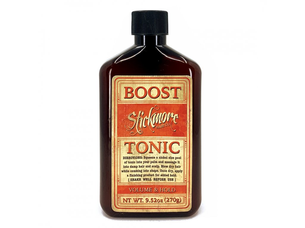 Stickmore Boost Tonic 1