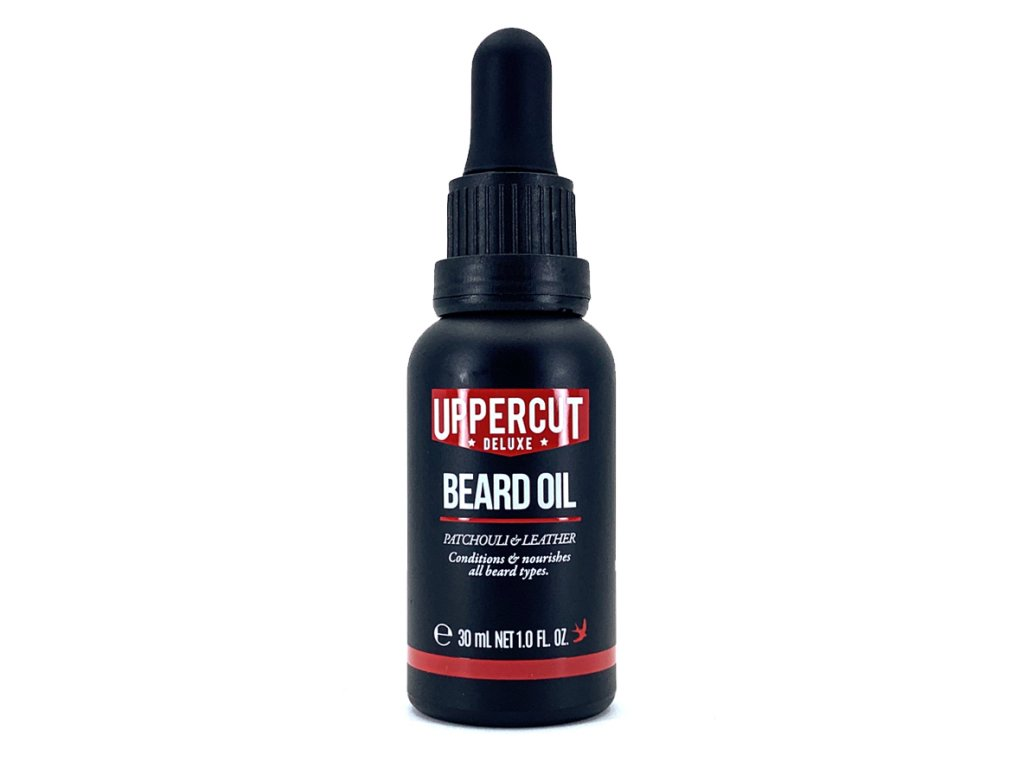 Uppercut deluxe beard oil 1