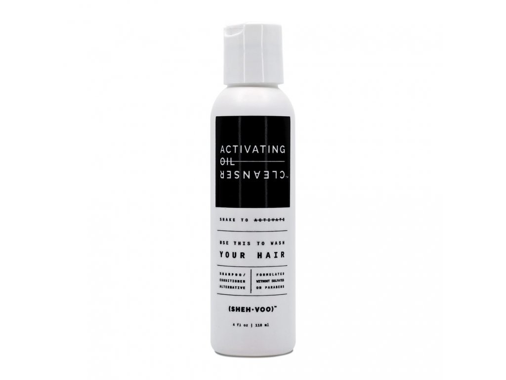 Shehvoo activating oil cleanser 1