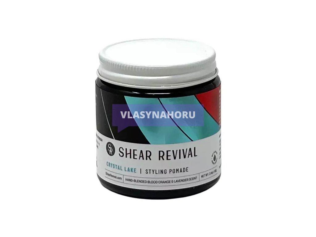 shear revival crystal lake styling pomade 1