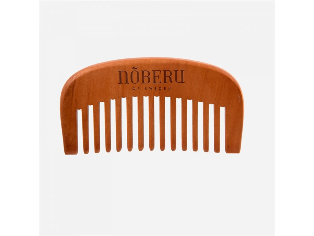 noberu beard brush