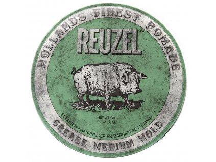Reuzel Green Medium Hold Grease