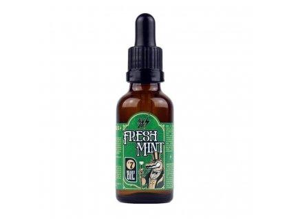 hey joe beard oil fresh mint