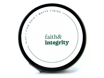 faith and integrity clay 6